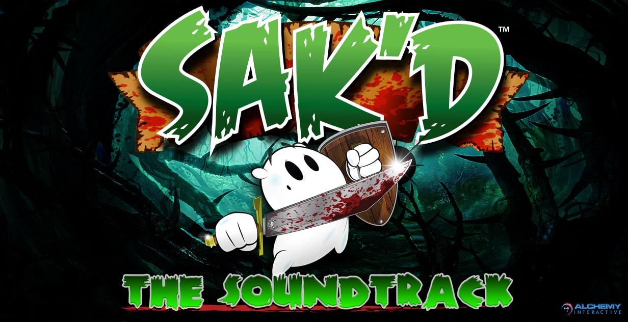 SAK'D The Un-Official Game Soundtrack