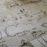 SAK'D Cartography - Level Design Example