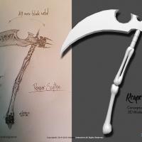 The Reaper Scythe