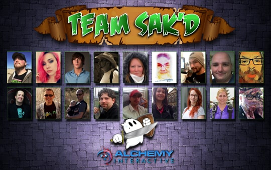 Team AK'D 2019 - Alchemy Interactive Volunteers