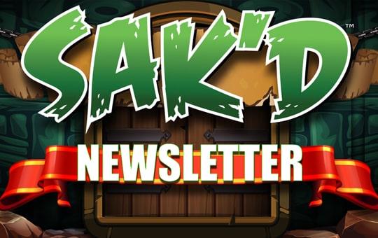 SAK'D Newsletter