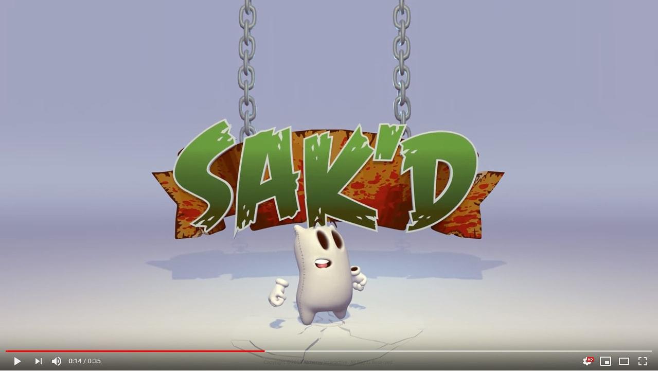 SAK'D Game Trailer #1 - Meet Sak!