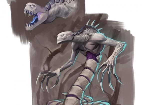 SAK'D Monster - Lurker